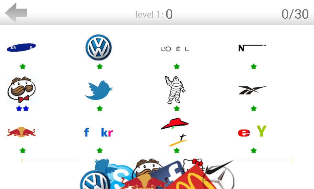 играть лого: