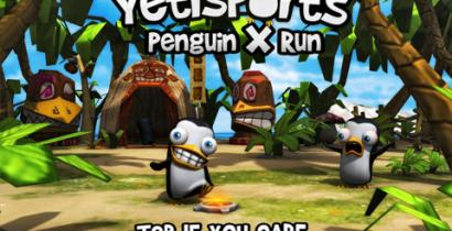 Yetisports Penguin X Run*