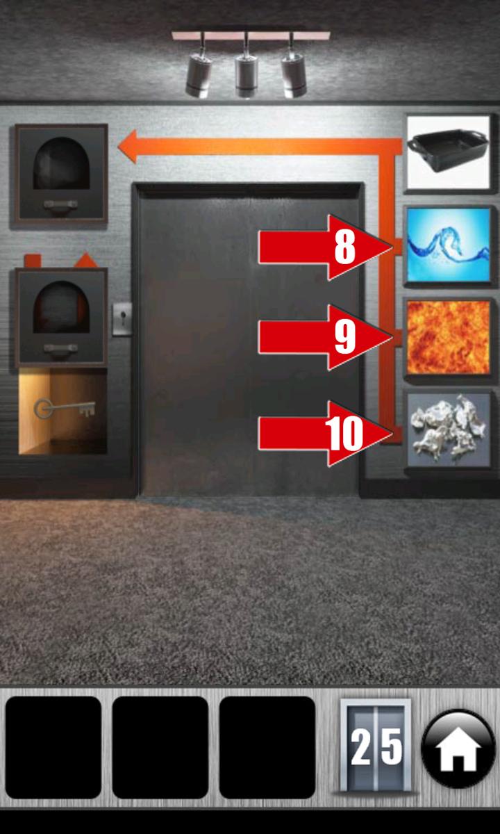 Прохождение 100 doors 2013 уровни 21-40